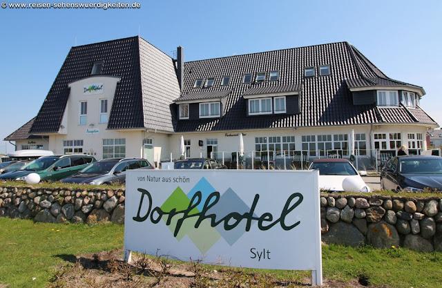 Dorfhotel Sylt, Hotel Rantum