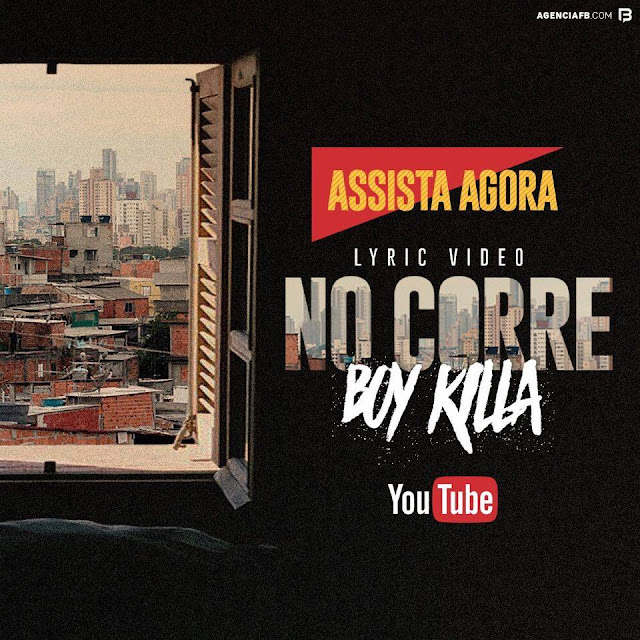 "O rapper Boy Killa lança o som ""No Corre"""