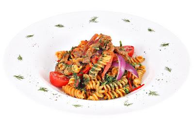 gluten free healthier pasta
