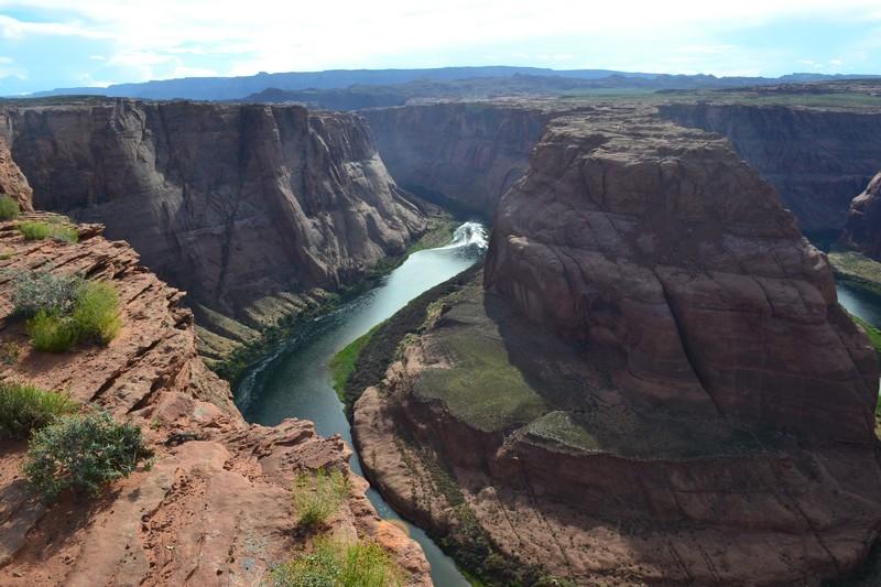 Horseshoe, Uthah, Canyon