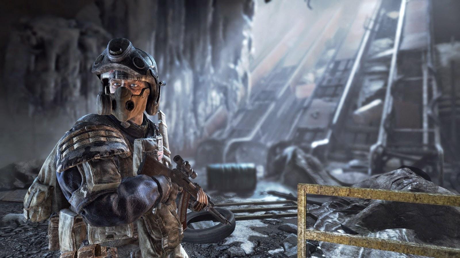 Metro 2033 Redux and Metro: Last Light Redux Arrives On