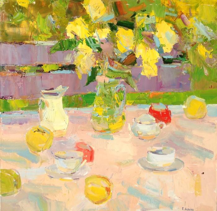 Украинский художник. Егор Дулин