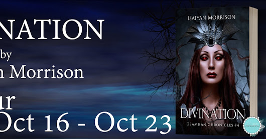 Divination by Isaiyan Morrison Exclusive Content w/ #GIVEAWAY