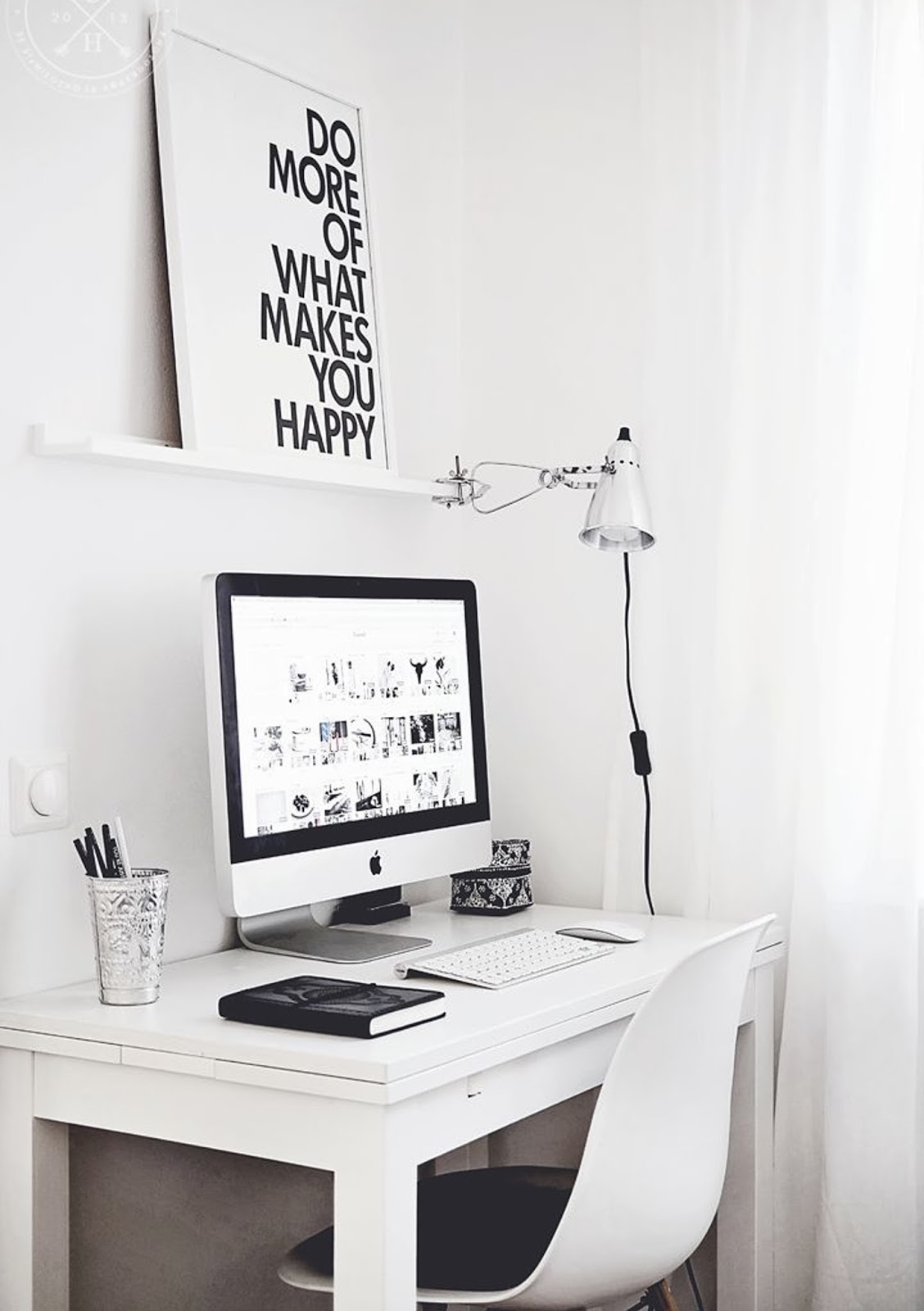 Workspaces, scandinavian, скандинавский интерьер, рабочее место, рабочий стол
