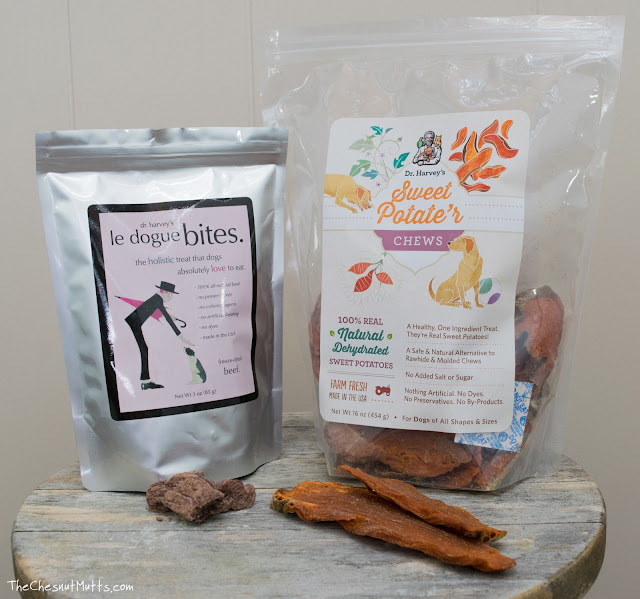 Dr. Harvey's dog treats