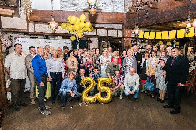 коллектив издательства «ДИАЛЕКТИКА» в 25-летие