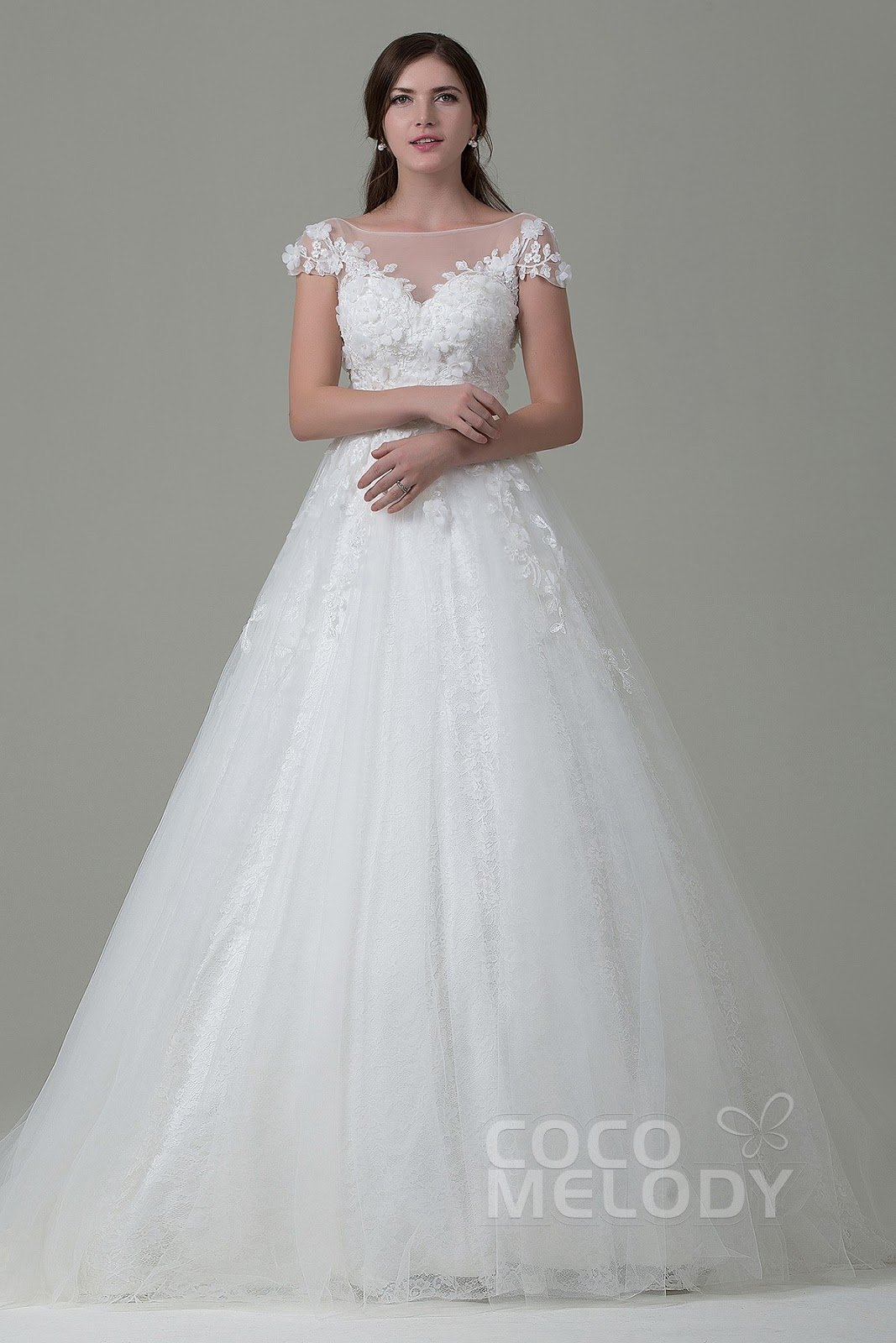 cocomelody wedding dresses for your magical wedding With cocomelody wedding dresses