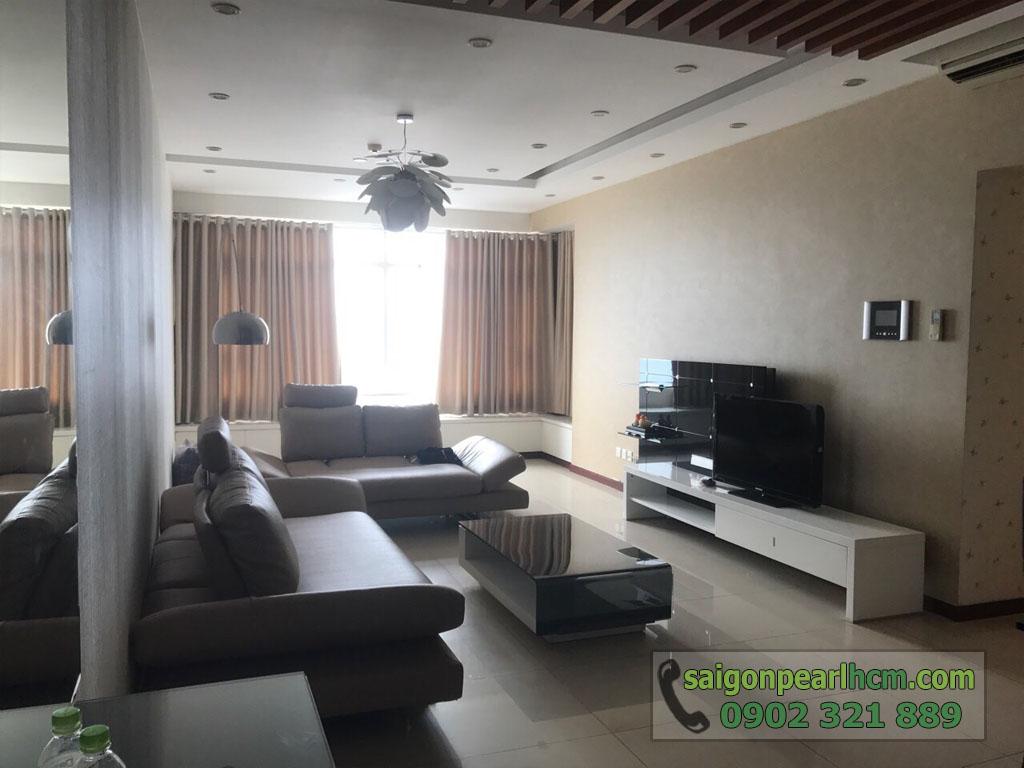 Bán hoặc cho thuê căn hộ Saigon Pearl 2018 | Ruby 2