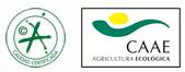 Sello Consejo Andaluz de Agricultura Ecologica