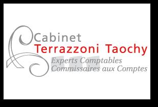 Cabinet Terrazzoni Taochy : création de logotype, graphique design