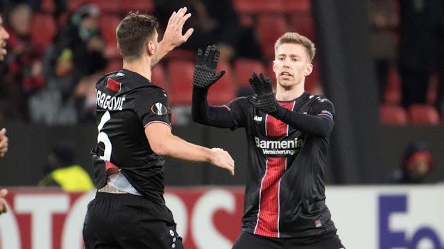 Leverkusen vs Ludogorets