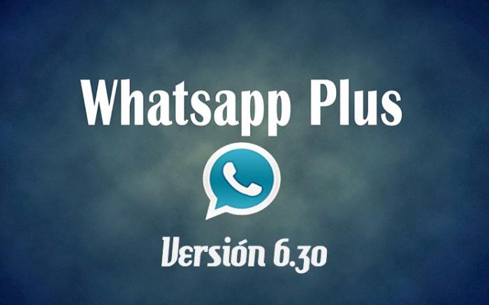 whatsapp gb 6.30