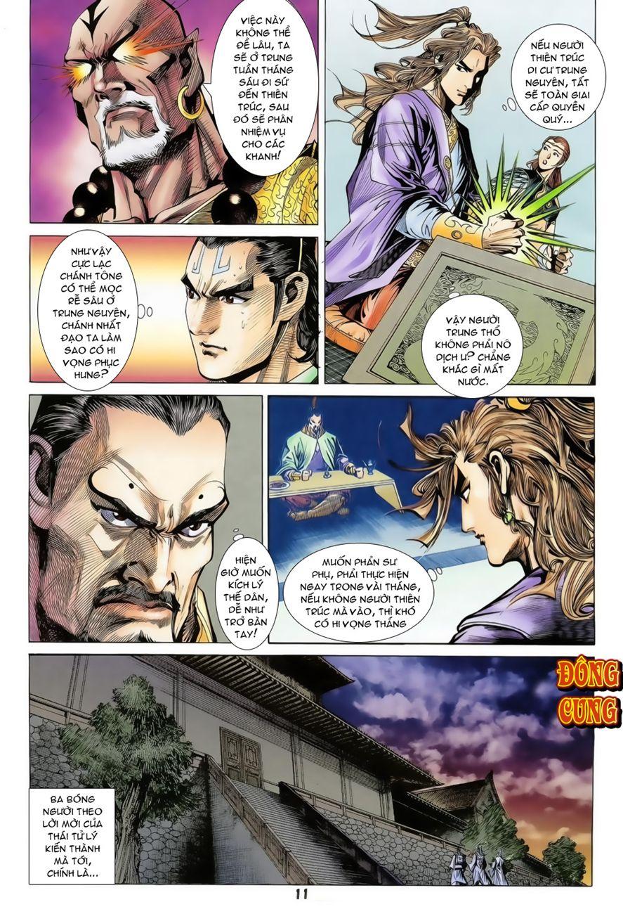 Đại Đường Uy Long chapter 74 trang 11