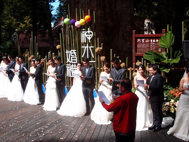 神木下婚礼