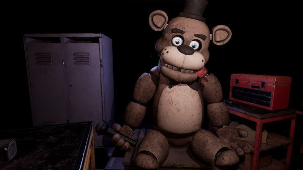 Five Nights at Freddy's Help Wanted (2019) PC Full Español