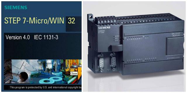Automation SIEMENS STEP 7 MicroWIN