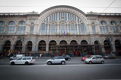 Stazione di Porta nuova-Torino