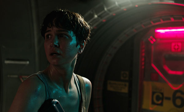 Review: ALIEN: COVENANT (2017)