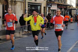 Media Maraton de Leon