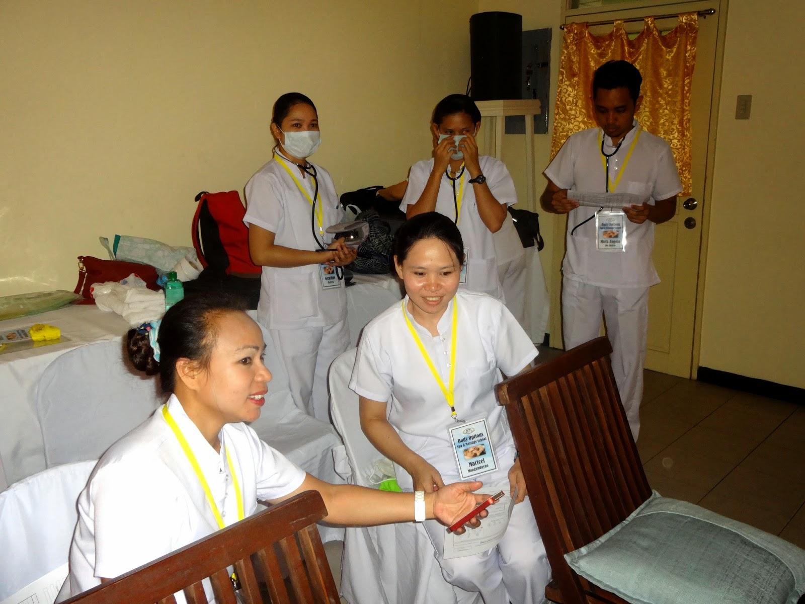 Nail Spa Training School Philippines