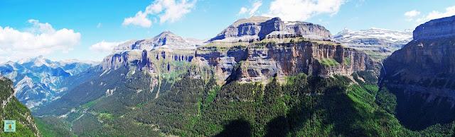 mirador de Calcilarruego, Parque Nacional de Ordesa