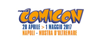 COMICON NAPOLI 2017