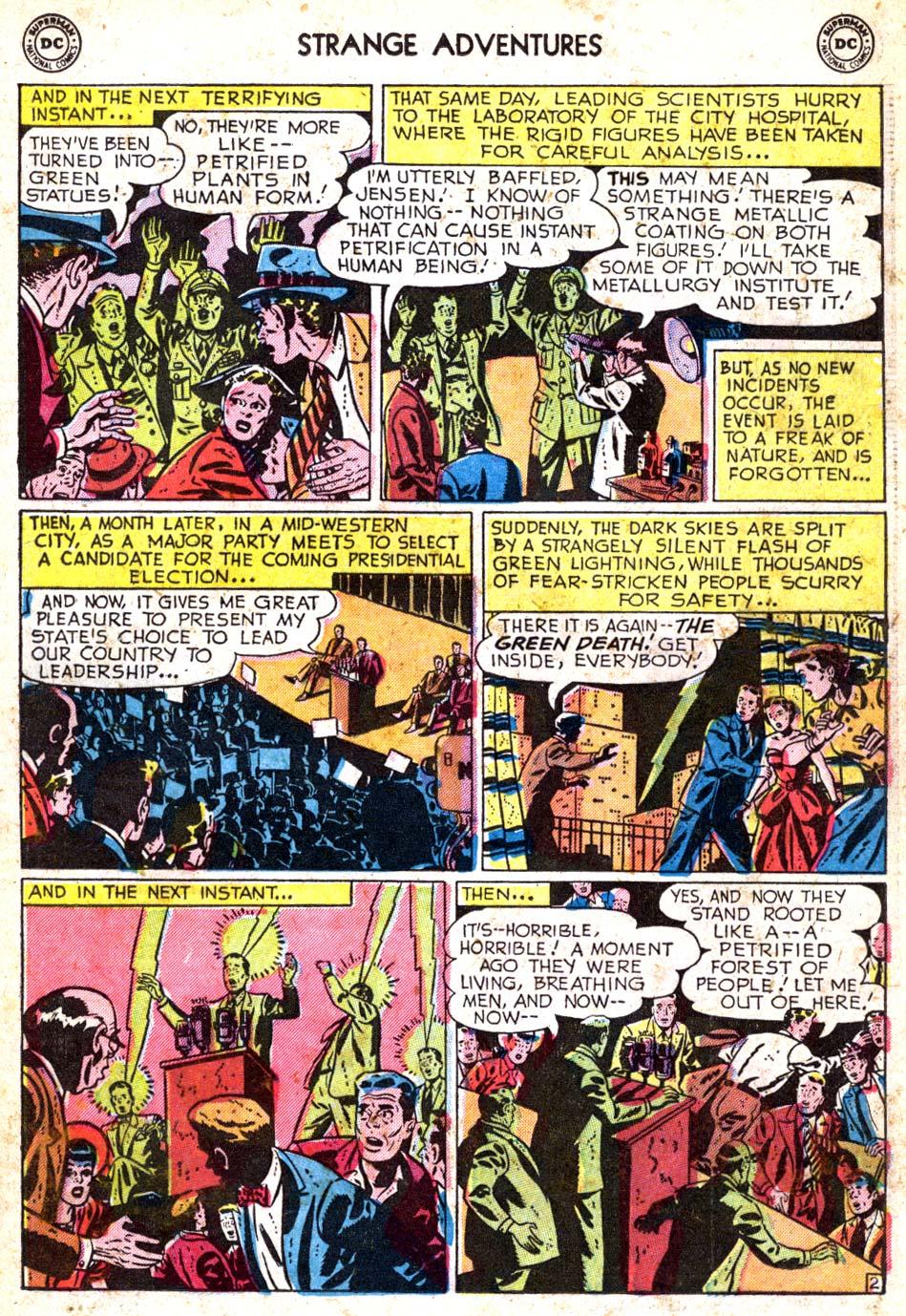 Strange Adventures (1950) issue 25 - Page 13