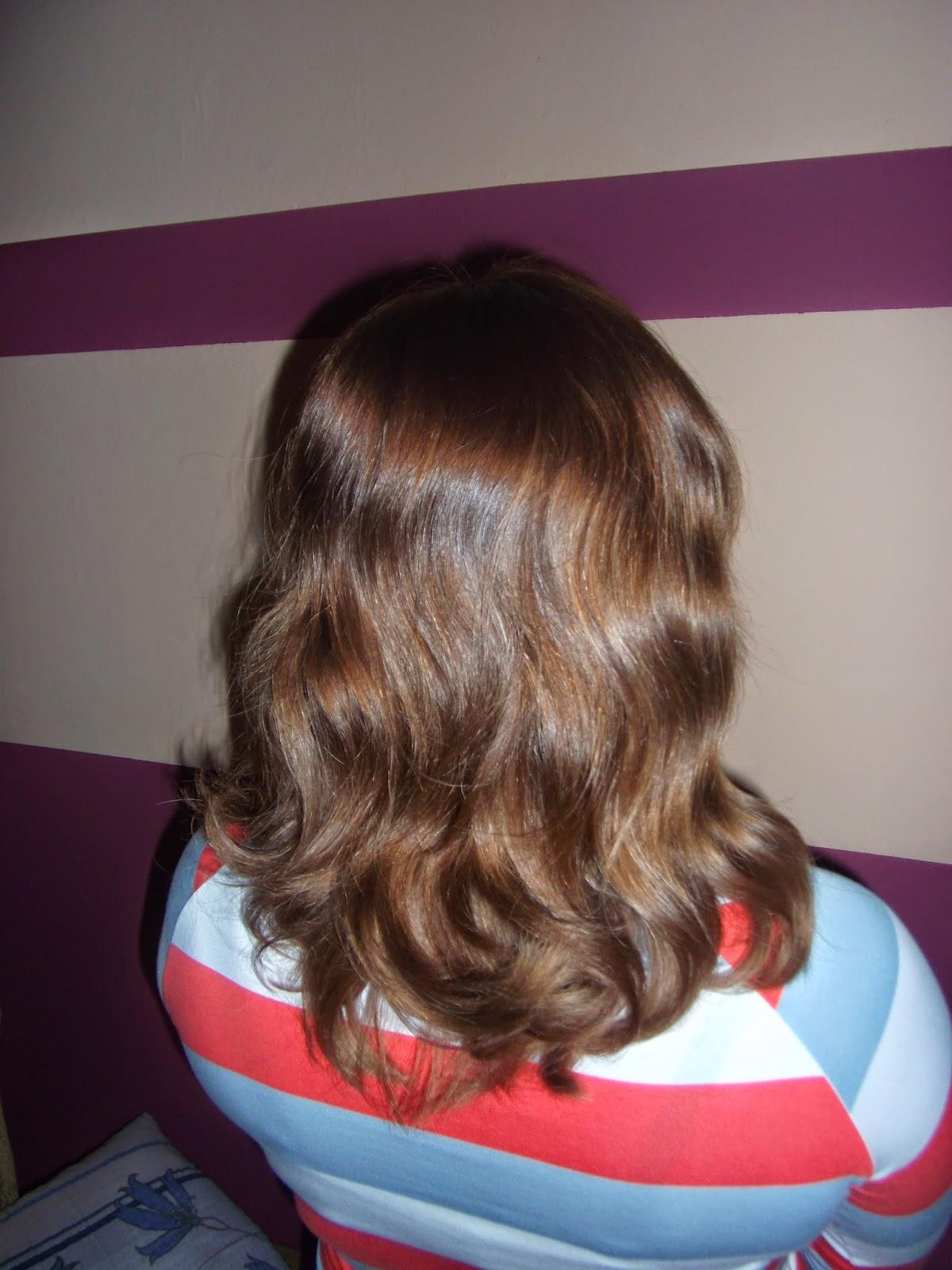 Moje włosy...