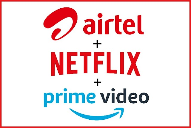 Airtel thanks offer - How to grab 3 months of netflix subscription plan