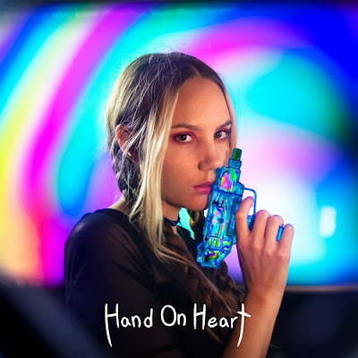 FrankK Unveils New Single 'Hand on heart'