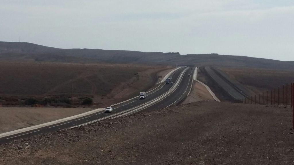 Aprobada la inversión de casi 500.000 euros para las obras complementarias de la autovía Costa Calma-Pecenescal
