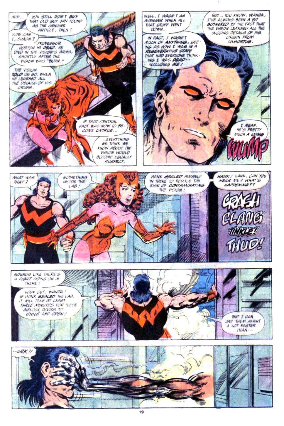 Captain America (1968) Issue #354b #287 - English 16