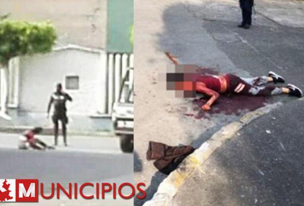 Policias asesinan a dos jovencitas