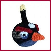 Angry Bird negro