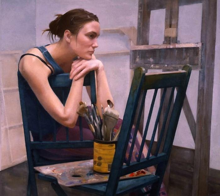 Sharon Sprung. Художница 17