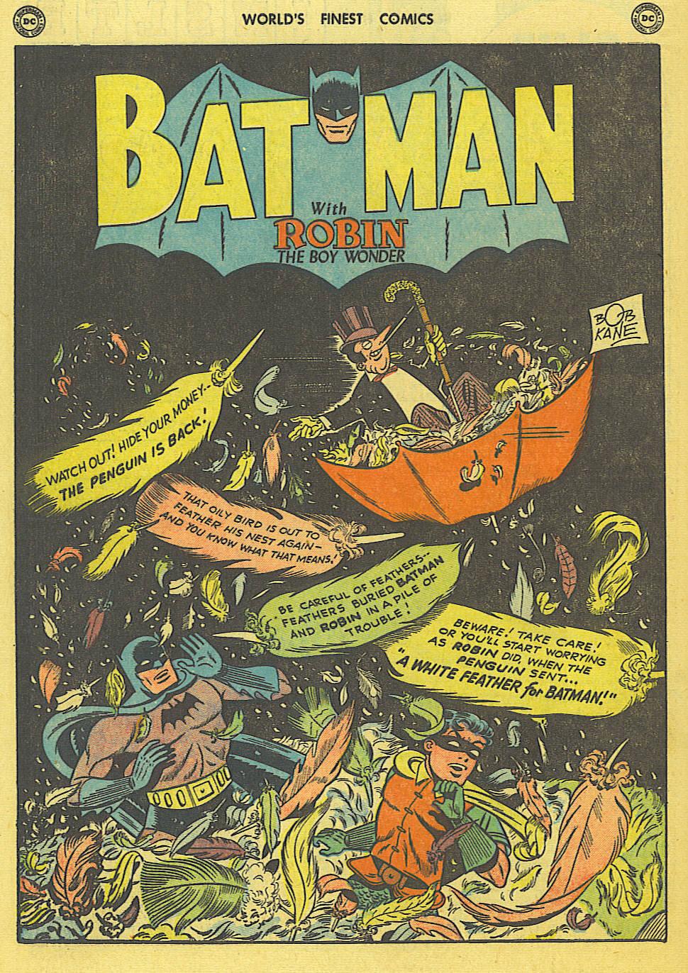 Read online World's Finest Comics comic -  Issue #49 - 63