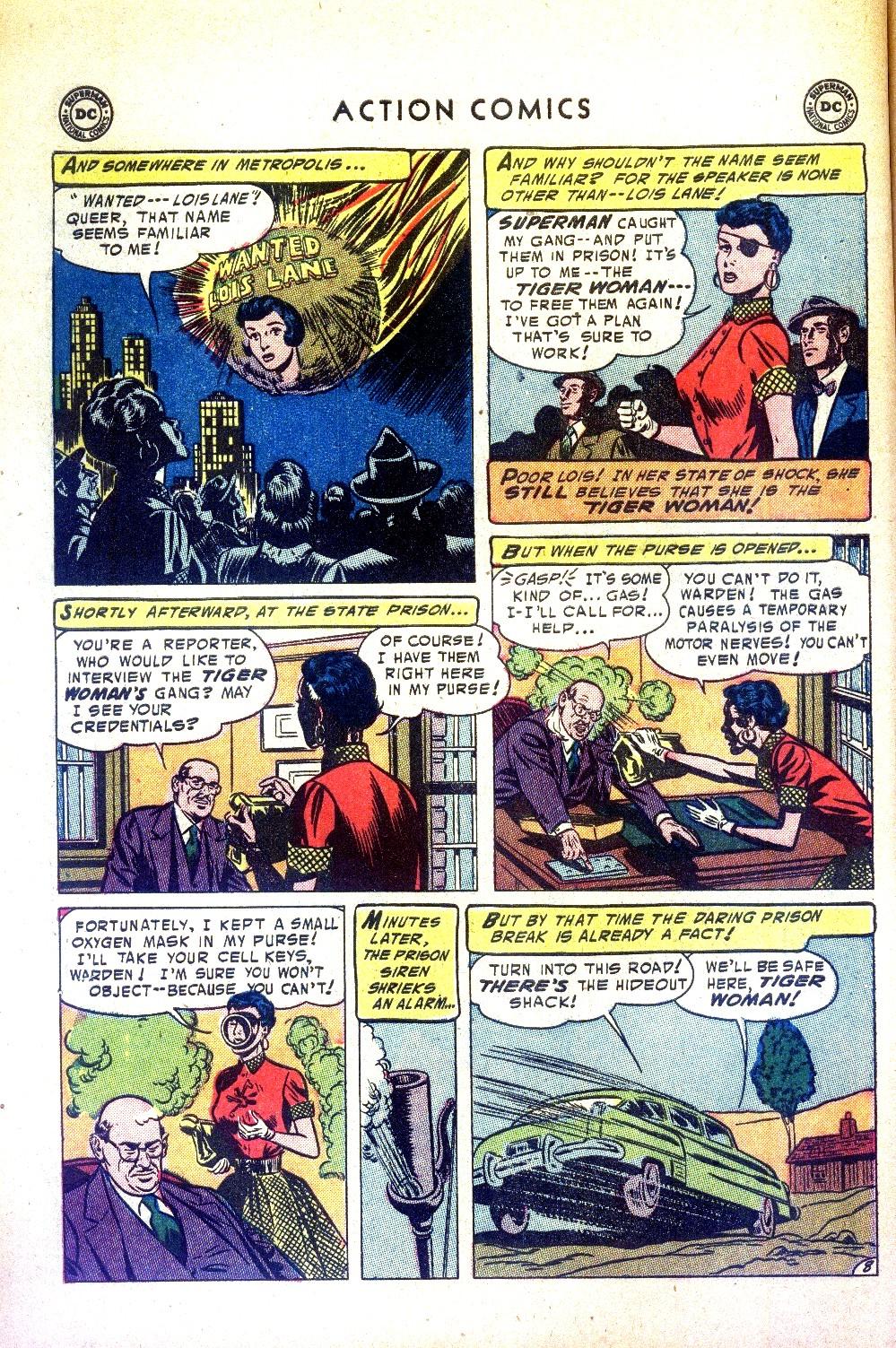 Action Comics (1938) 195 Page 9