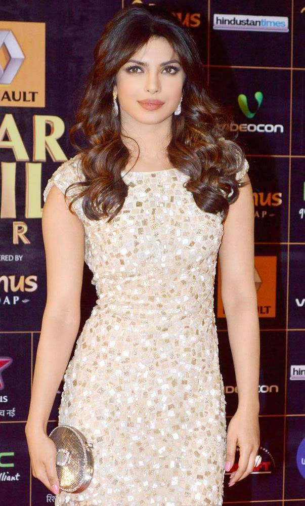 Priyanka Chopra Star Guild Awards 2013