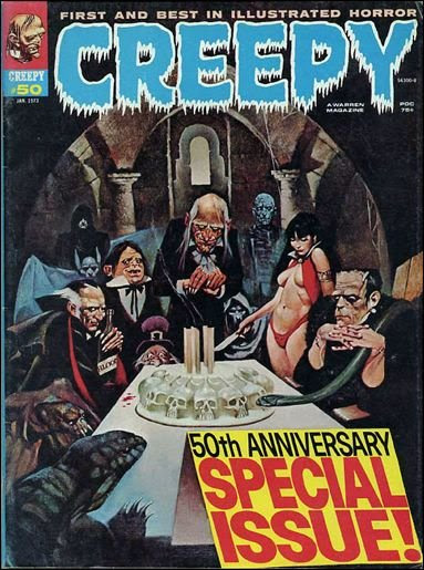 Dr Theda S Crypt Happy Birthday Quot Mr Karswell Quot