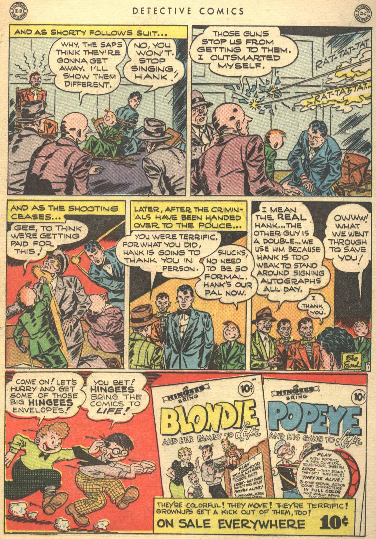Read online Detective Comics (1937) comic -  Issue #104 - 30