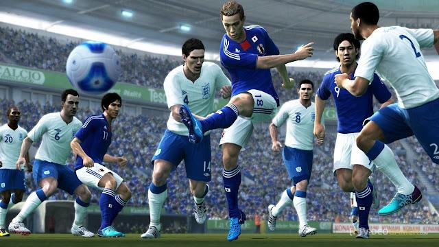 Pro Evolution Soccer 2012 (PES 12) PC Download Full Version Screenshot 1