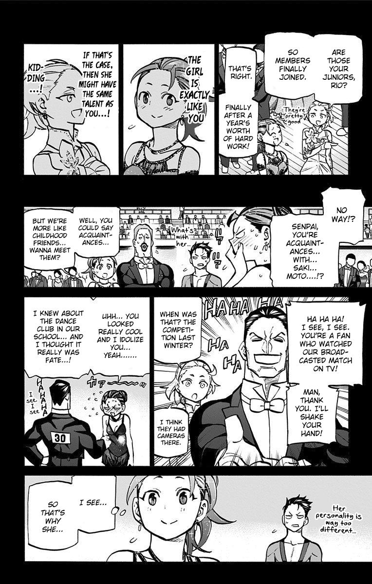 Seshiji o Pin! to - Shikakou Kyougi Dance-bu e Youkoso - Chapter 57