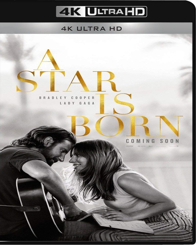A Star Is Born [2018] [UHD] [2160p] [Latino]