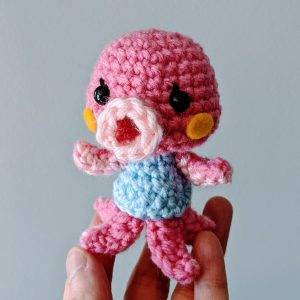 PATRON GRATIS MARINA | ANIMAL CROSSING AMIGURUMI 37507