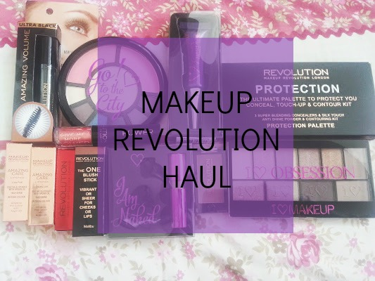 makeup revolution top picks