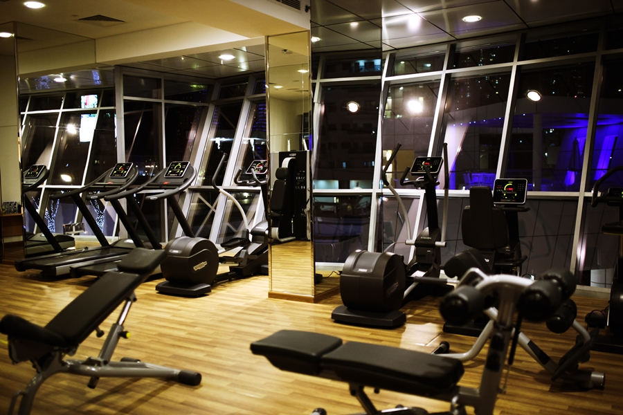 fitness center dubai ´la verda