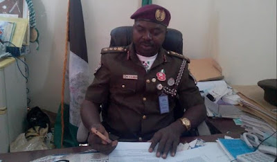 National_Commandant,National_Peace_and_Unity_Corps,_Dr_Chinedu_Nneji