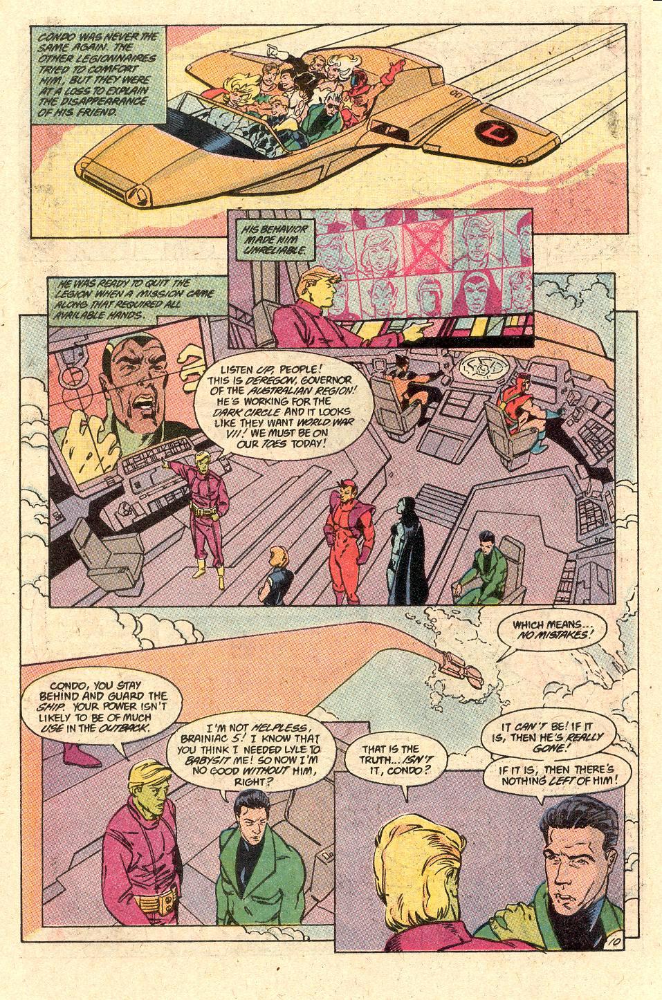 Read online Secret Origins (1986) comic -  Issue #47 - 35