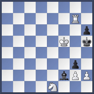 Problema de ajedrez multi-solución de Isaac Samuel Loyd