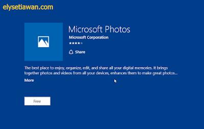 aplikasi micosoft photos yang lelet